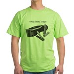 Tools of the Trade Green T-Shirt