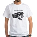 Tools of the Trade White T-Shirt