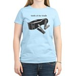 Tools of the Trade Women's Pink T-Shirt