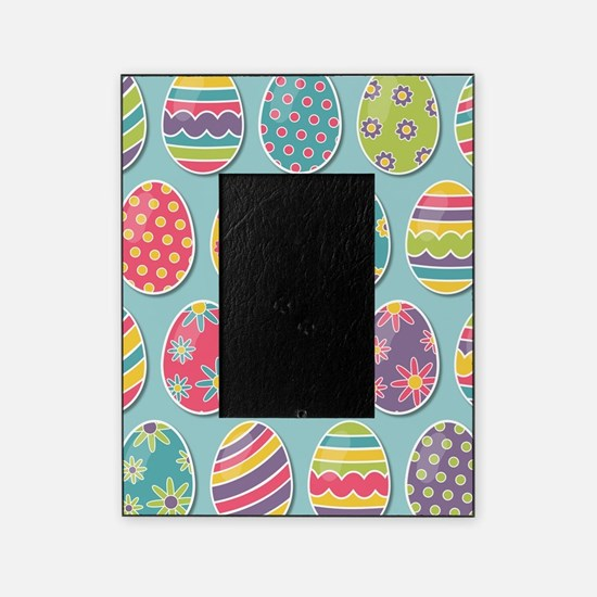 easter eggs picture frame - Easter Picture Frames