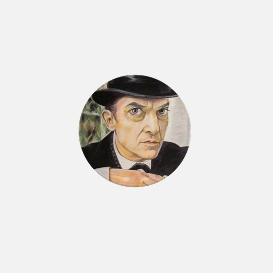Jeremy Brett as Sherlock Holmes (1) Mini Button
