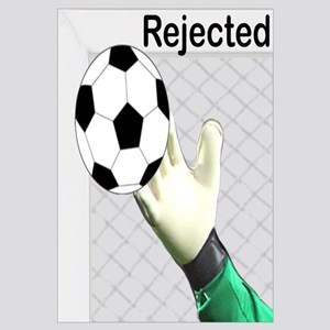 8ef8f3b4e9a Soccer Goalkeeper Wall Art - CafePress