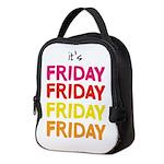 TGIF Neoprene Lunch Bag
