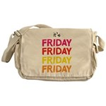 TGIF Messenger Bag