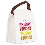 TGIF Canvas Lunch Bag