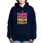 TGIF Women's Hooded Sweatshirt