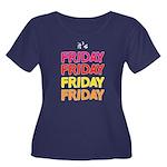 TGIF Plus Size T-Shirt