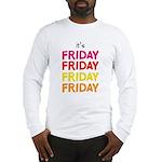 TGIF Long Sleeve T-Shirt