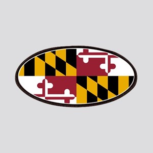 State Flag of Maryland Patch