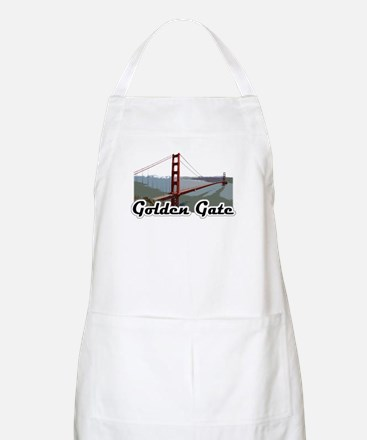 Golden Gate BBQ Apron