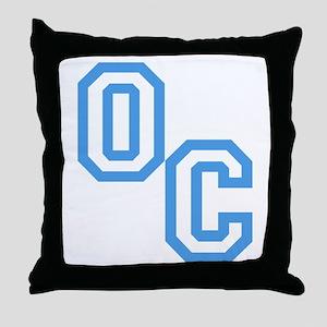 OC Throw Pillow