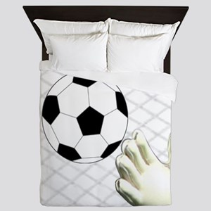 Perfect Fit no text Queen Duvet