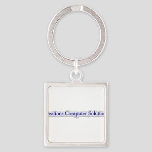 Company Logo Keychains