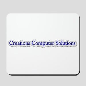 Company Logo Mousepad