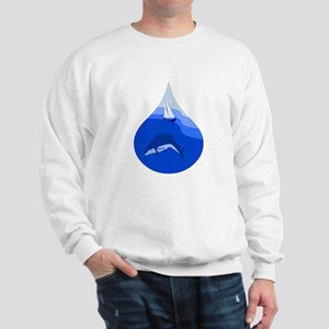 A Drop of Ocean Sweatshirt