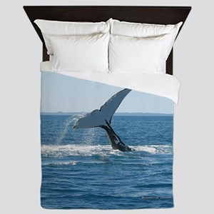 whale tail 4000 Queen Duvet