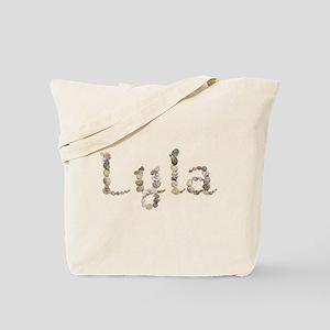 Lyla Seashells Tote Bag