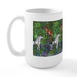 Suprise! Unicorn Large Mug