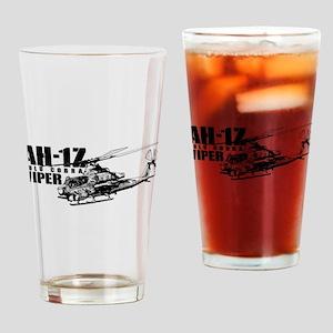 AH-1Z Viper Drinking Glass