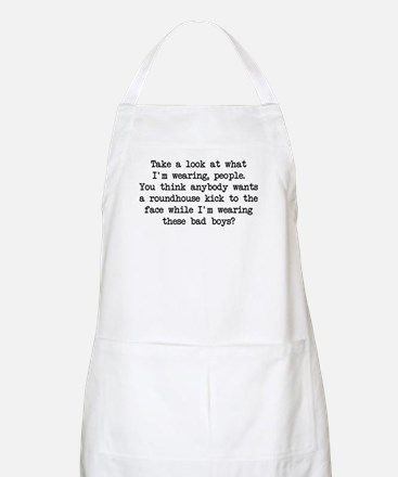 What I'm Wearing (Blk) - Napoleon BBQ Apron