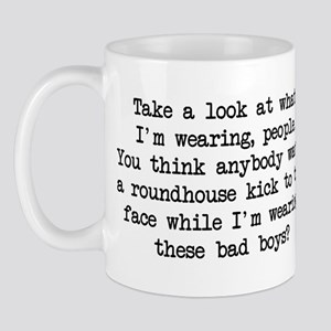 What I'm Wearing (Blk) - Napoleon Mug