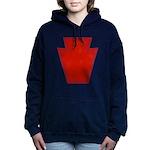 28th Infantry Women's Hooded Sweatshirt