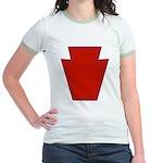 28th Infantry Jr. Ringer T-Shirt