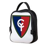 38th Infantry Neoprene Lunch Bag