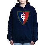 38th Infantry Women's Hooded Sweatshirt