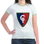 38th Infantry Jr. Ringer T-Shirt