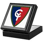 38th Infantry Keepsake Box