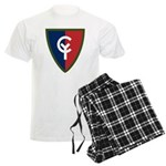 38th Infantry Men's Light Pajamas