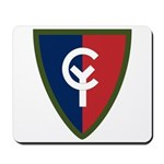 38th Infantry Mousepad