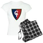38th Infantry Women's Light Pajamas
