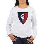 38th Infantry Women's Long Sleeve T-Shirt