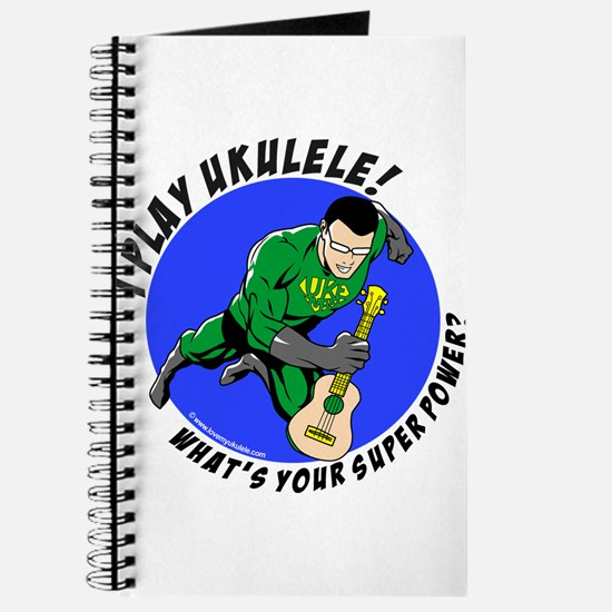 Cute Uke Journal