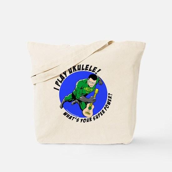 Cute Ukelele Tote Bag