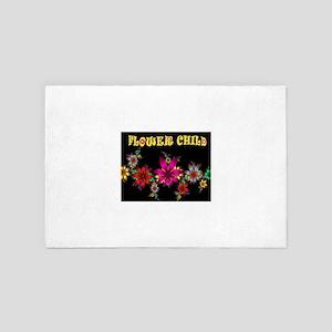 FLOWER CHILD 4' x 6' Rug