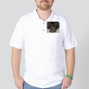 atticussquareface Golf Shirt