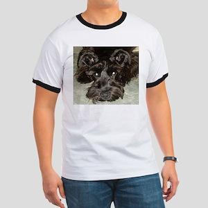 atticussquareface T-Shirt