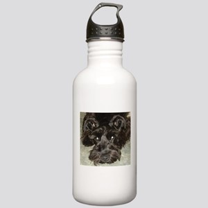atticussquareface Stainless Water Bottle 1.0L