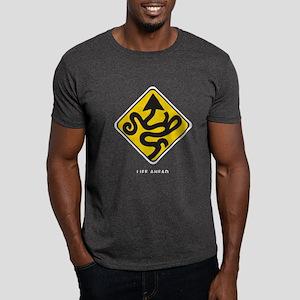 'Life Ahead' Dark Shirt