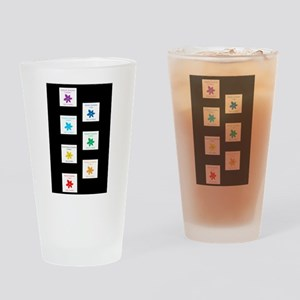 All Is Well Chakra Balancing B Drinking Glass