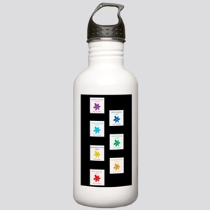 All Is Well Chakra Bal Stainless Water Bottle 1.0L