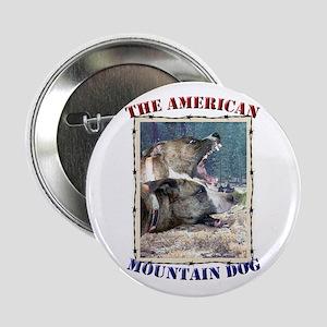 American Mountain Dog Button