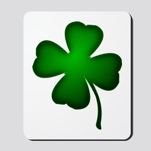 Four Leaf Clover Mousepad