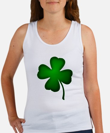 Four Leaf Clover Women's Tank Top