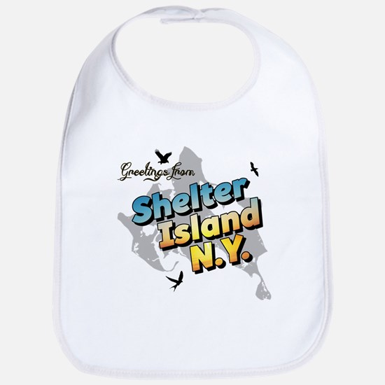 Shelter Island New York NY Long Island Bib