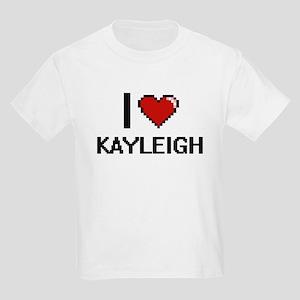 I Love Kayleigh T-Shirt