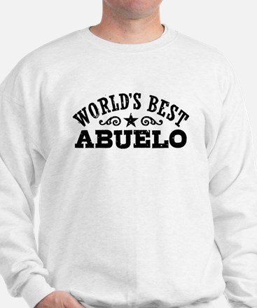 World's Best Abuelo Sweatshirt